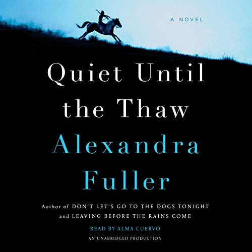Couverture de Quiet Until the Thaw