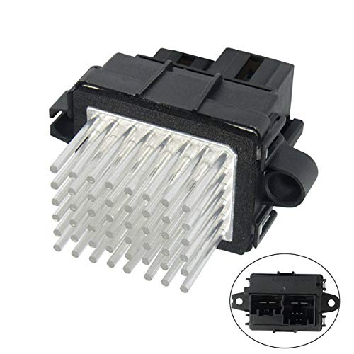 AC Heater Blower Motor Resistor for Chevrolet Silverado 1500 2500 3500 Avalanche Cadillac CTS Buick GMC Pontiac Hummer Saturn
