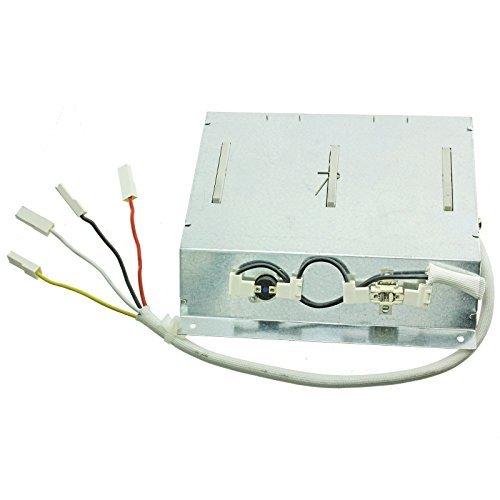 Spares2go Resistencia Calor termostatos Candy GOC218-80