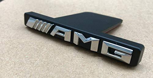 NIEUW VOOR AMG Badge Embleem Voor Benz W204 W205 GTR GT Front Grill Grilles