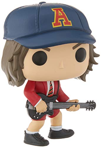Funko AC/DC Pop Angus Young, Multicolor (0889698364850)