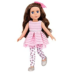 """in budget affordable Battat's Glitter Girls Dolls – Fashionable Bluebell Doll 14 Posable – Dolls for 3 Years Old Girls"""""""