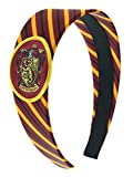 Harry Potter Headbands for Women and Girls' Hogwarts Houses Gryffindor Slytherin Ravenclaw Hufflepuff (Gryffindor)