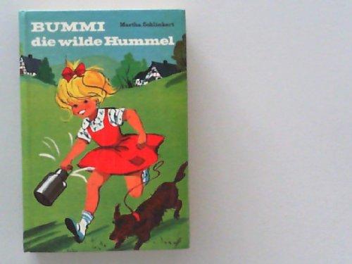 Bummi, die wilde Hummel. Buntes Göttinger Fischer-Buch