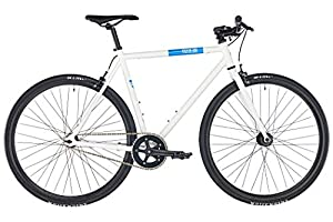 Fixie Inc. Floater White Blue 2019 Cityrad