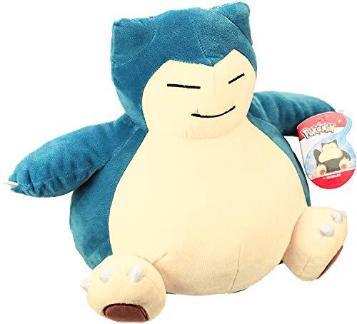 "Pokemon Plush, Large 12"" Inch Plush Snorlax"