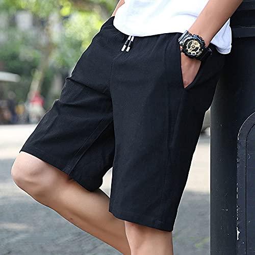 Shorts Pantalones Cortos Hombres Pantalones Cortos Casuales Más Nuevos para Hombre, Pantalones Cortos De Moda para Hombre, Pantalones Cortos De Playa, Pantalones Cortos De Playa Transpirables Par