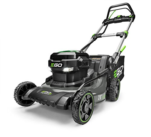 EGO Power+ LM2020SP 20-Inch 56-Volt Lithium-ion Brushless Walk Behind Steel Deck Self-Propelled...