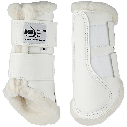 DSB - Dressage Sport Boots XL White