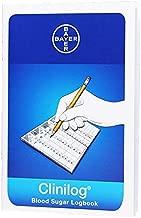 clinilog blood sugar logbook