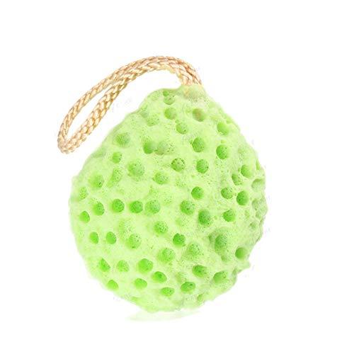 ROTOOY Badeschwamm Ball Latex Kinder Badeschwamm Ball Bad liefert Bad Baumwolle Schwamm Baby Baby Bad Artefakt @ C_ 00 * 85 * 45mm