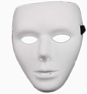 Amazones Mascara Blanca Para Pintar