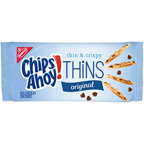 Chips Ahoy Thin Crisps By Nabisco