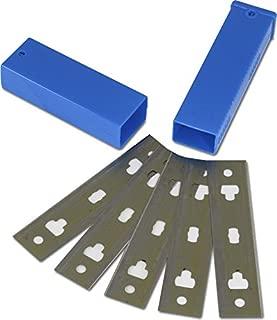 Unger Professional Replacement Scraper Blades, 4