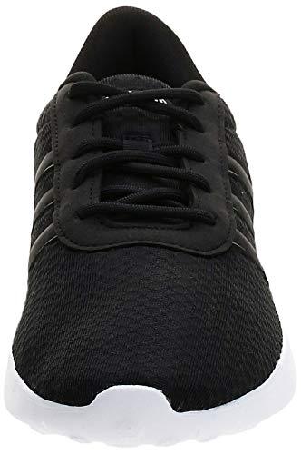 adidas Lite Racer Zapatillas de Running Mujer, Negro (Core Black/Core Black/Ftwr White Core Black/Core Black/Ftwr White), 38 EU (5 UK)