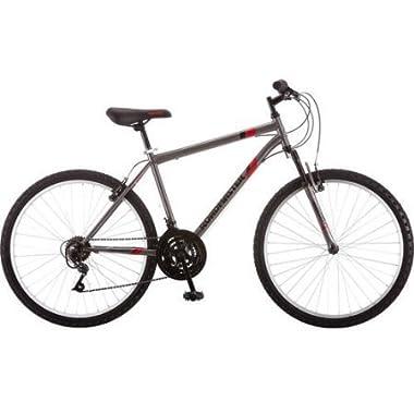 Roadmaster 26  Men's Granite Peak Men's Bike (26 Inches, Black/Red) (26 Inches, Black/Red)