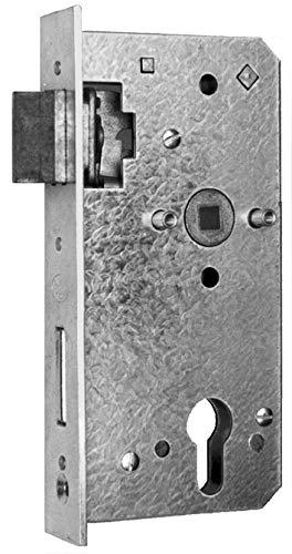 Einsteckschloss für Schlosskasten 400P4, Rohrstärke: 40