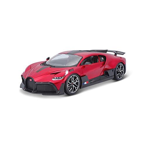 Maycheong Voiture 1/18 Bugatti Divo - Rouge 18-11045R