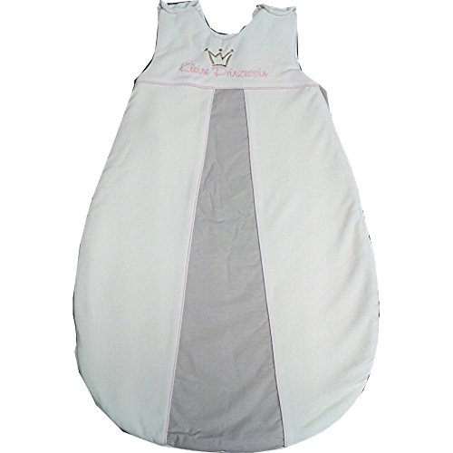 Be Be's Collection 621-10 Nicki-Schlafsack Kleiner Prinzessin 90 cm