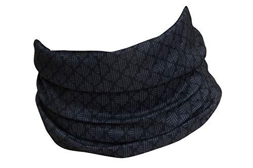 Hilltop Multifunktionstuch, Schlauchtuch, Motorrad Halstuch, Bandana, Schal, für Damen und Herren, Farbe/Design:Design 306-8