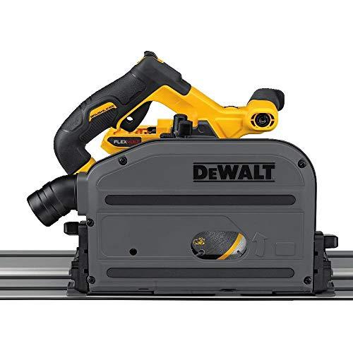 DEWALT DCS520BR FLEXVOLT MAX 6-1/2in (165mm) Cordless TrackSaw (Tool Only) (Renewed)