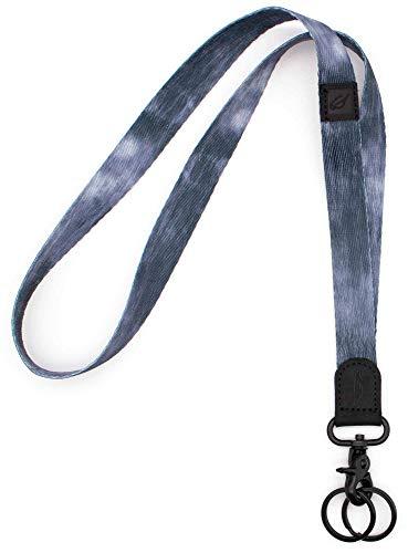 POCKT Lanyard for Keys Neck Lanyard Key Chain Holder for Men and Women - Cool Neck Lanyards for Keys, Wallets and ID Badge Holders   Mist