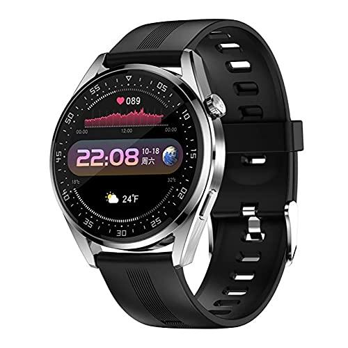 ZGZYL E20 Smart Watch Mit Bluetooth-Anruf- Und MP3-Player, Damen-Fitnessuhr Sportuhr Mit Blutdruck/Blutsauerstoff- Und Herzfrequenzüberwachung,C