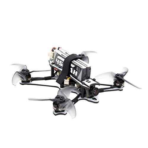 Vobery | EMAX Tinyhawk Freestyle 115mm 2,5 Zoll F4 5A ESC FPV Racing RC Drohne BNF Version,Faltbare GPS Drohne