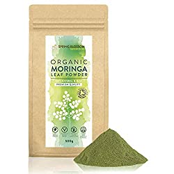 100% ORGANIC CERTIFIED - Our moringa powder is 100% pure and certified organic by Soil Association, USDA and Lacon. It is ethically-sourced from central India, lab-tested for quality, and single-origin - which means that all batches come from the sam...