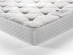 Comfort Rating Comfort Rating: 3 is the level of filling comfort achieved by laying on the mattress. This is not a firmness rating.600 Pocket Springs in a 5'. Each spring is encapsulated in fabric, body moulding, no roll together, quiet and perfect ...