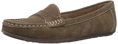 ESPRIT Sira Loafer, Damen Slipper, Braun (200 cw brown), 37 EU