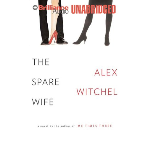 The Spare Wife audiobook cover art