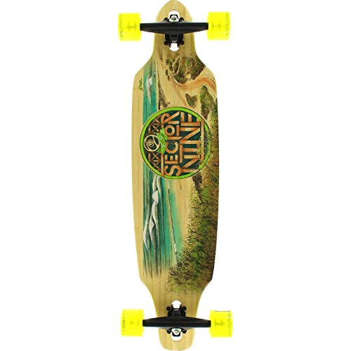Sector 9 Bamboo Lookout Mini 2016 Longboard Completo