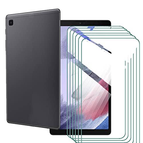 LKJMY [6 Piezas] para Samsung Galaxy Tab A7 10.40 Cristal Templado,9H Dureza Vidrio Templado HD Protector Pantalla,Antiarañazos、Sin Burbujas Glass Film,Cristal Templado Film