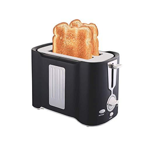 Máquina de pan y postres, máquina de desayuno, pasta, programa automático sin gluten, pizza de pan casero, masa, mermelada, avena, yogur, queso crema, pantalla táctil de inicio-black