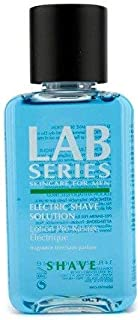 Aramis Lab Series Electric Shave Solution, 3.3 Ounce