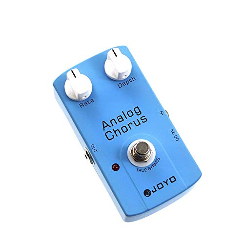 JOYO JF-37 Analog Chorus Guitar Effects Pedal