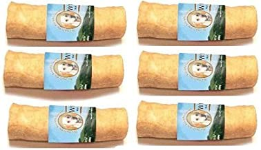 product image for Wholesome Hide USA Premium Retriever Roll, 4-5 Inches Each
