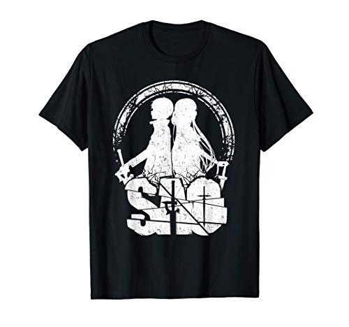 Online Art Sword Team T-Shirt