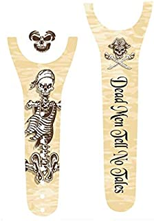 Vinyl Skin Decal Wrap Sticker Cover for the MagicBand 2 Magic Band 2 Pirate Dead Men tell no Tales