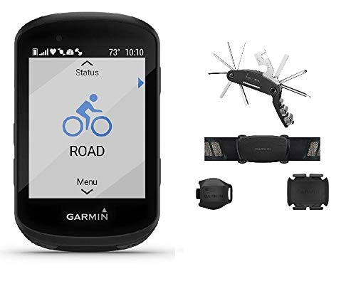 Find Discount Garmin Edge 830 GPS Cycling Computer with Included Wearable4U Cycling Multi Tool Bundl...