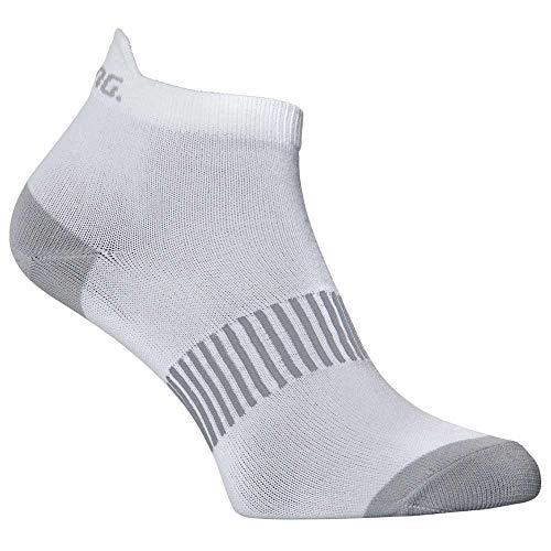 Salming Performance Ankle Socks 2er Pack White 43-46