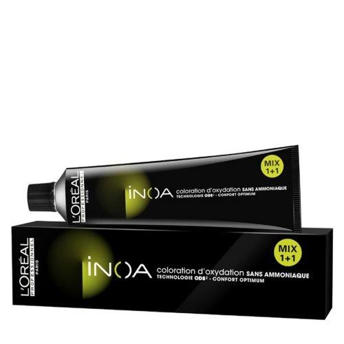 Loreal Inoa Haarfarbe 7,8 Mittelblond Mokka 60 ml