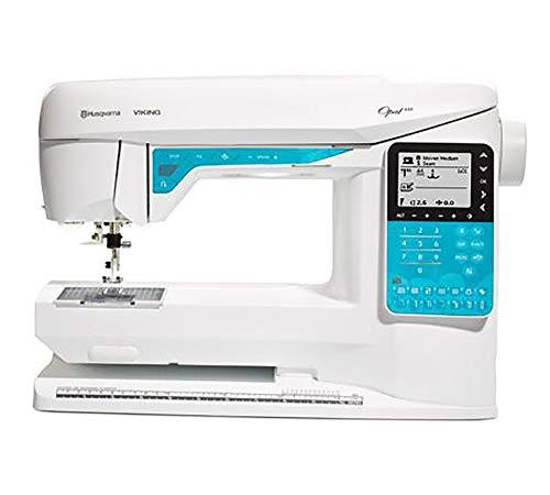 Husqvarna 7393033075903 - Maquina de Coser Opal 650
