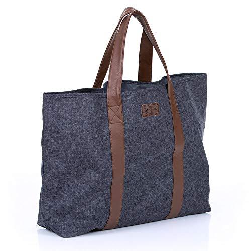 ABC Design Strandtasche XXL Familientasche - große Tragetasche/Badetasche - Street