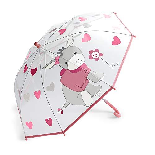 Sterntaler Regenschirm, Esel Emmi Girl, Alter: Kinder ab 3 Jahren, Rosa