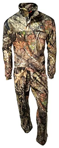 Walls Men's Camo Non-Insulated Coverall, Mossy Oak Country, XX Large