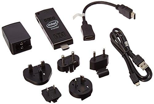『Intel Compute Stick スティック型コンピューター LinuxUBUNTU搭載モデル BOXSTCK1A8LFCL』の1枚目の画像