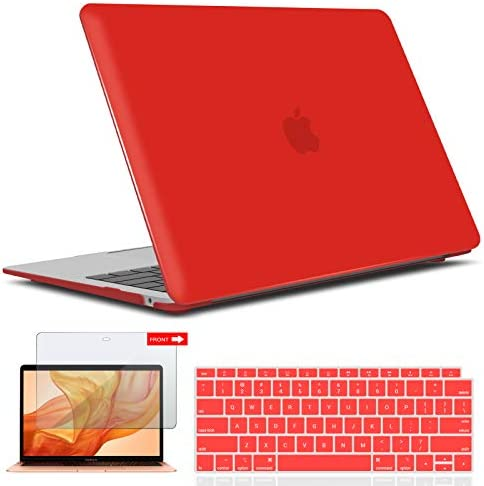 IBENZER New 2020 MacBook Air 13 inch Case M1 A2337 A2179 A1932 Hard Shell Case Keyboard Cover product image