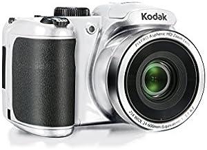 Kodak PIXPRO Astro Zoom AZ252-WH 16MP Digital Camera with...